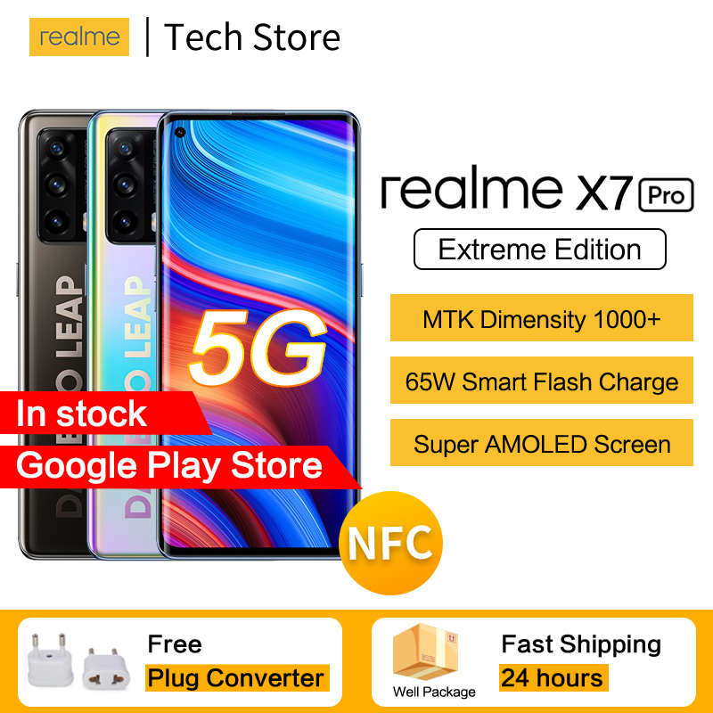 Realme X7 Pro Extreme Edition