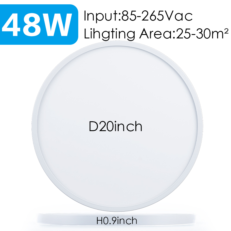 White-20inch-48W