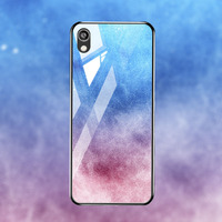 silicone case Tempered Glass Case For Huawei Y5 Y6 pro 2019 Cases Space Silicone Covers for Huawei Y9 Y5 Y7 Y6 Prime 2018 back cover (5)