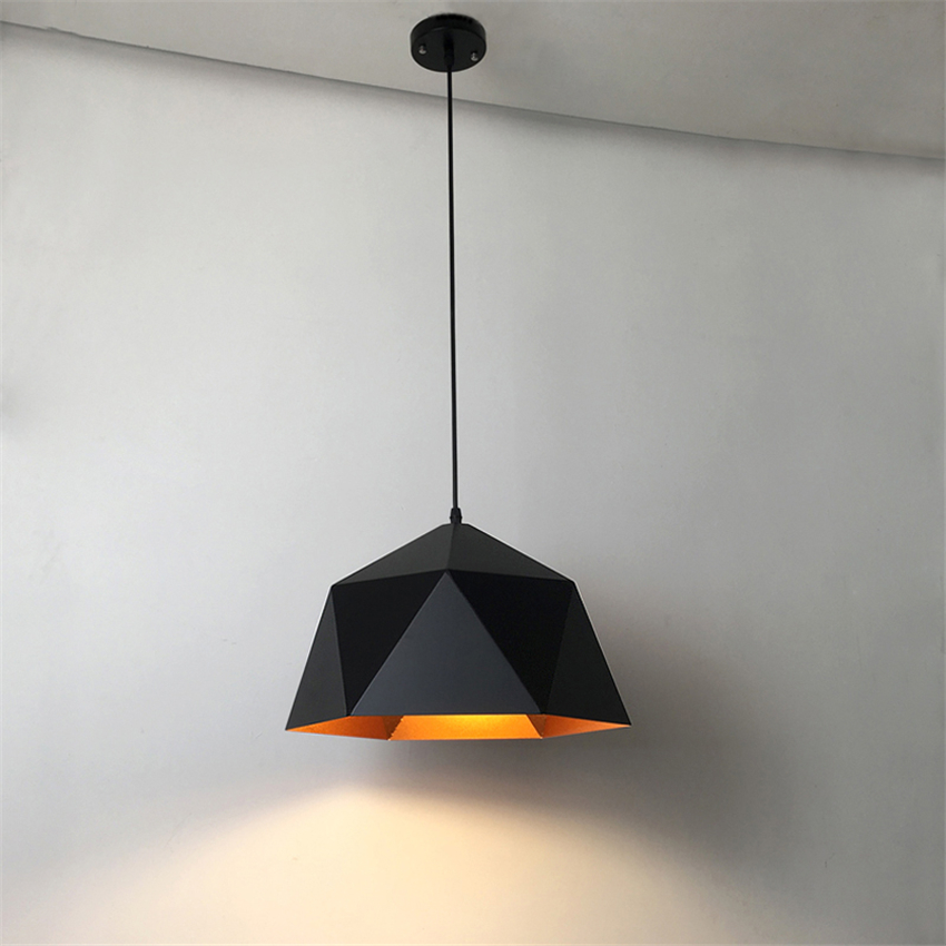 Vinatge Loft LED Chandelier Lighting Industrial Decoration Iron Pendant Lamp Led Home Hanging Lamp Kitchen Fixtures Luminaria