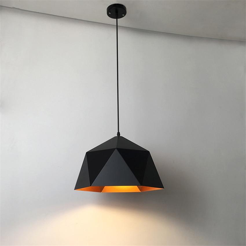 Vinatge Loft LED Chandelier Lighting Industrial Decoration Iron Pendant Lamp Led Home Hanging Lamp Kitchen Fixtures Luminaria