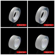 Kitchen Sink Waterproof Tape Clear Acrylic Strong Self-Adhesive Mildewproof Bathroom Toilet Sealing Stripe Seamless