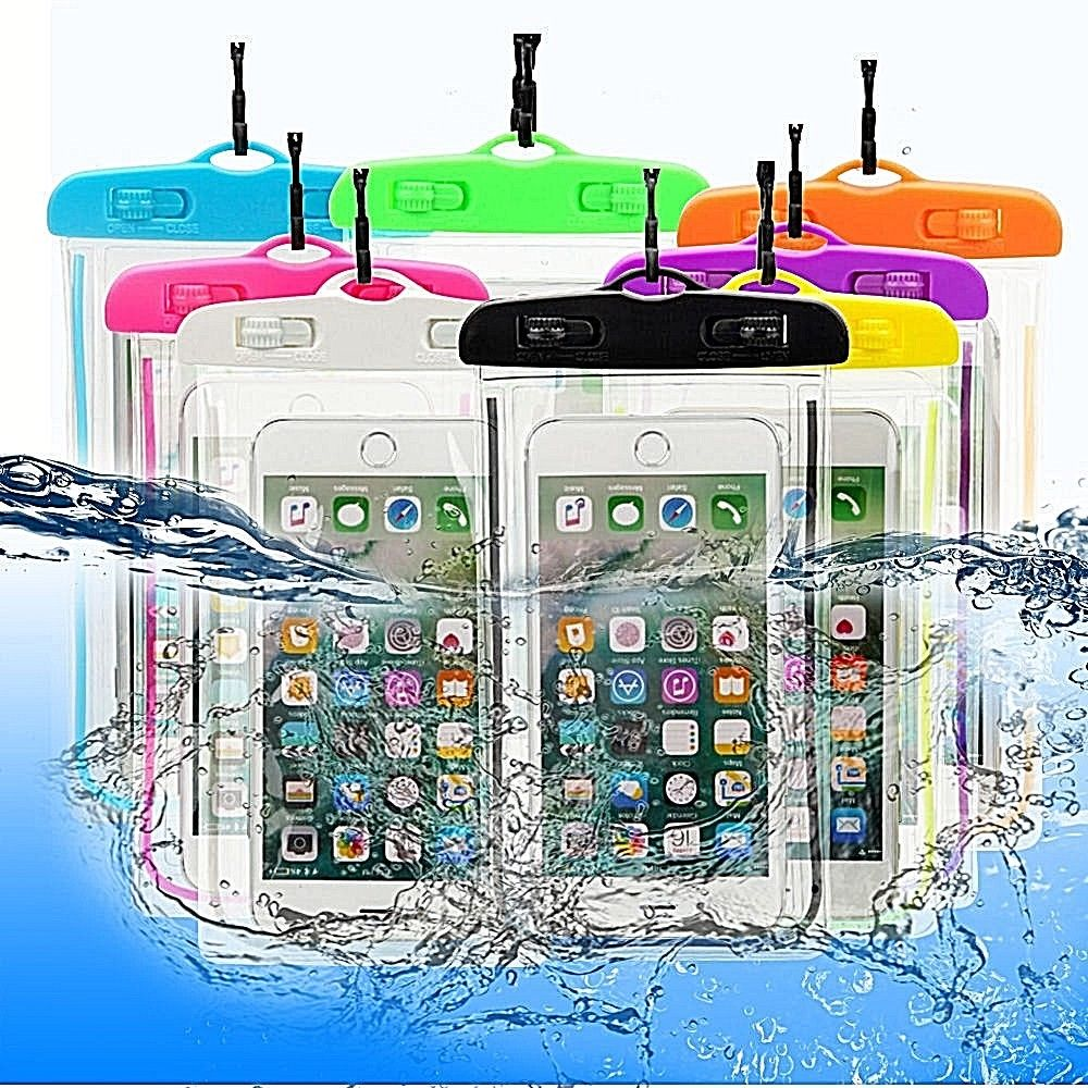 Waterproof Underwater Pouch Dry Bags Case Pockets Cover For Cell Phone New US