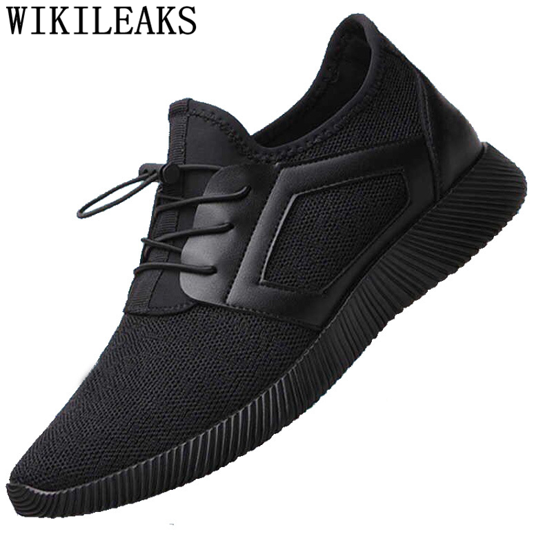 nike hombre zapatillas negras