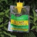 Ловушка для насекомых одноразовая пластиковая, приманка для уничтожения насекомых, ловушка для насекомых, подвесной мешок для домашнего са...