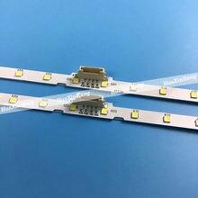 10 pçs/lote tira conduzida Luz de Fundo para Samsung 55NU7100 UE55NU7300 UE55NU7100 UN55NU7100 AOT_55_NU7300_NU7100 BN96-45913A BN61-15485A