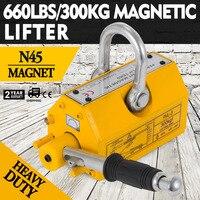 Industrial placa de aço Magnético Levantador 300KG Capacidade de Elevação Ímã De Neodímio
