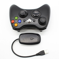 Manufacturers Direct Selling XBOX360 Wireless 2.4G Game Handle Unisex Game Handle a Generation of Fat