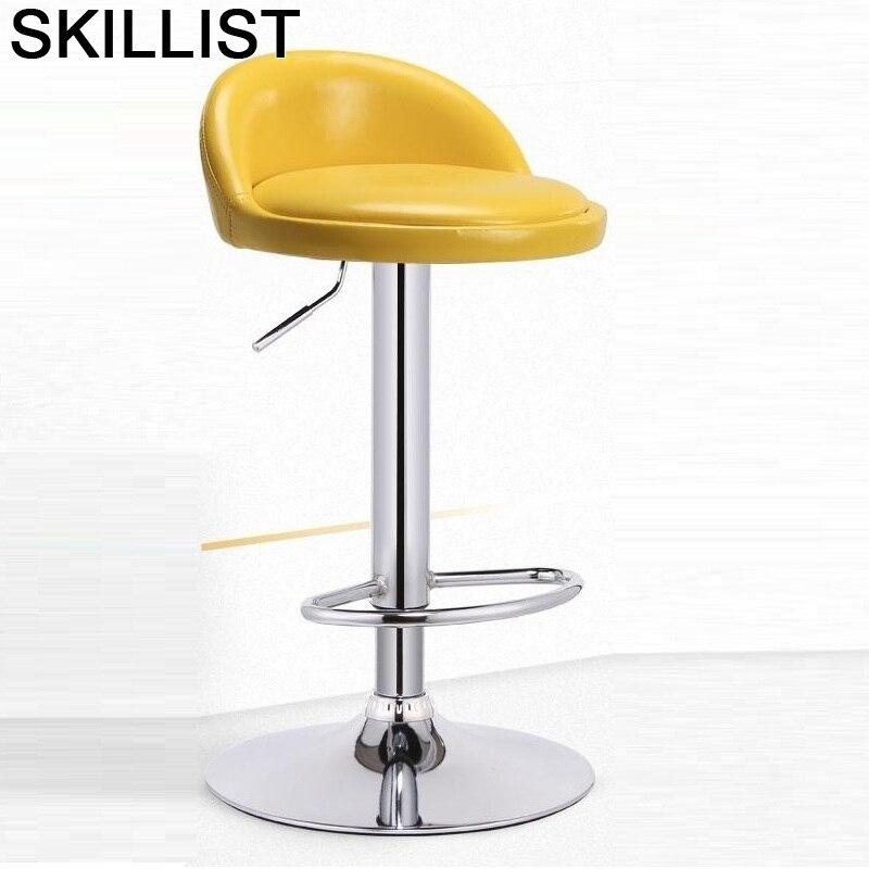 Sedia Banqueta Todos Tipos Cadir Fauteuil Sandalyesi Stoelen Bancos Moderno Cadeira Stool Modern Tabouret De Moderne Bar Chair