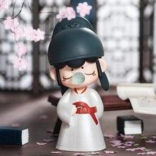 Robotime Nanci 3 figura de acción, caja ciega, regalo de cumpleaños, Chico, juguete, envío gratis
