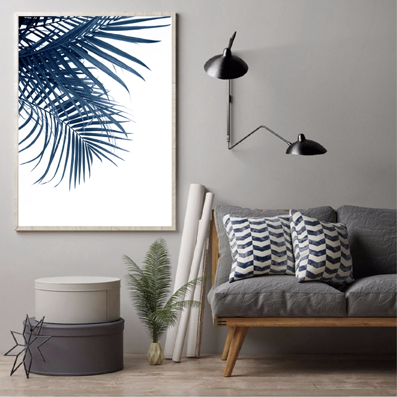 Palm Leaves Prints Home Decor