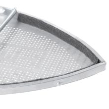 Железная крышка для тефлоновой обуви гладильная доска Защитная ткань тепло легкий G8TC