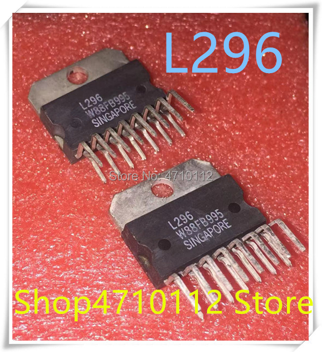 10PCS/LOT  L296P L296 L296N ZIP15 IC