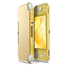 Case for Nintendo Switch Lite Soft Silicone Transparent Clear Cover for Nintendo Switch Lite Full Protective