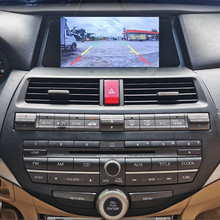 Autoradio multimédia android 10, carplay, bluetooth, navigation gps, IPS, dvd, pour honda accord 8 \u00282008, 2009, 2010, 2011, 2012\u0029