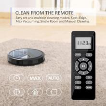 Coredy R500+ 1400PA Clean Robot Vacuum cleaner Automatic Dust Floor Carpet Cleaning Smart Wet Mop Sweep Robotic vacuum For home