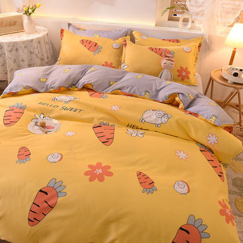 Bedding Set Sheep And Carrots