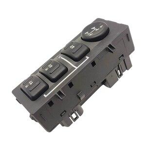 Image 3 - 4WD 4x4 גלגל העברת מקרה בורר כפתור מתג דאש עבור האמר H2 2003 2007 19259310