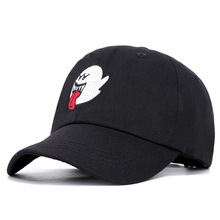 The  Street Popular Lo Embroidery Faces A Baseball Cap Little Devil Eaves Travel Lovers