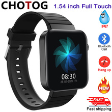 new bluetooth smart watch ex28 ip67 waterproof support call sms alert pedometer sports activities tracker wristwatch for android Full Touch Bluetooth Call Smart Watch 2020 Sport Smartwatch Men Women Electronic Pedometer Fitness Tracker Watch Ip67 Waterproof