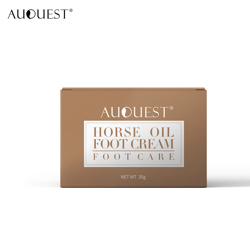 AuQuest Foot Cream Antifungal Itch Anti-chapping Blisters Foot Peeling Skin Deep-repair Moisturizing Soft Smooth Foot Care 6