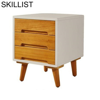 цена Mobili Per La Casa Nordic European Shabby Chic Wooden Cabinet Bedroom Furniture Quarto Mueble De Dormitorio Bedside Table онлайн в 2017 году