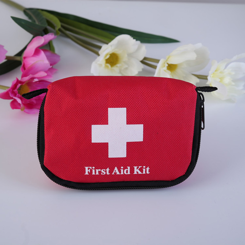First Aid Kit Rescue Bag Survival Emergency Treatment Mini For Outdoor Hiking Camping VH99