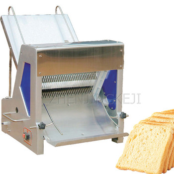 220V Commercial Slice Machine Toast Bread Cube Kitchen Appliances Bakery Restaurant Processing Equipment Slice Thickness 12mm 1