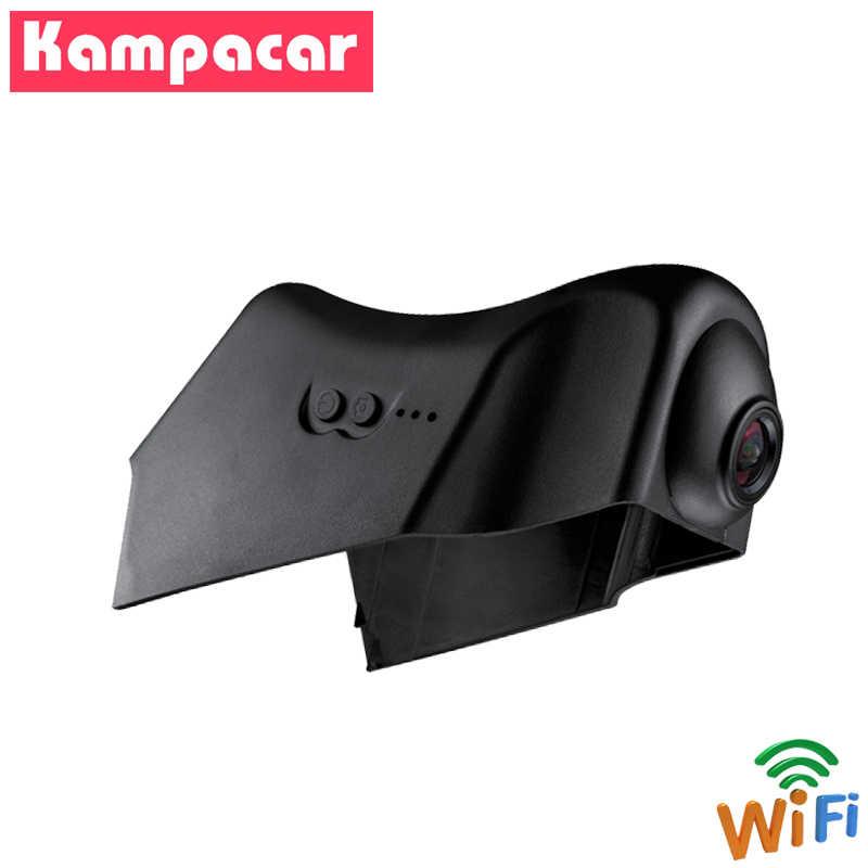 Kampacar Novatek 96658 автомобильный wifi DVR видеорегистратор камеры Авто видео рекордер для Jaguar F-TYPE XE XJL 2014 2015 2016 wifi Автомобильные видеорегистраторы