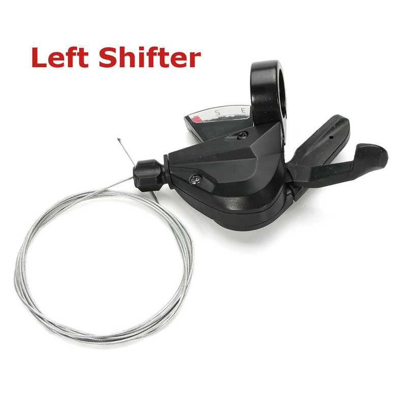 US 3x8 Speed Shift Lever Shifter Bike Bicycle Parts for Shimano Acera SL-M310