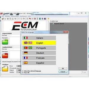 Image 2 - 2020 vente chaude Winols 2.24 + déverrouillage Patch + fichiers Damos + vidéo + manuel de lutilisateur + Ecm Titanium 26000 pilotes lien de téléchargement