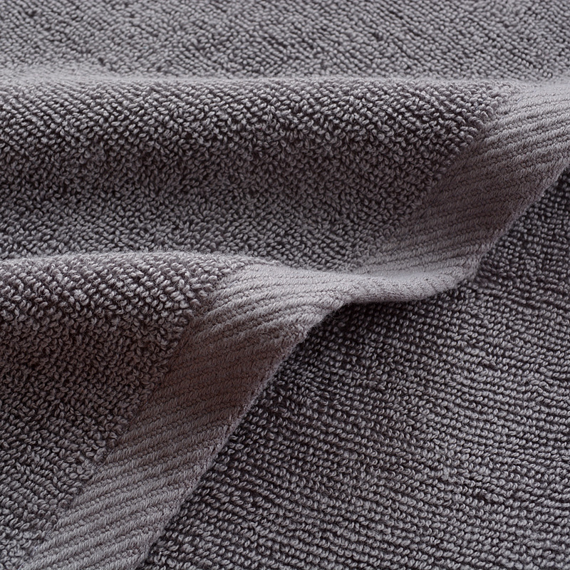 Wholesale Lots Salon Cotton Gray Face Towel Foot Bath Steaming Hotel Hotel Thicken Beauty Salon Bed