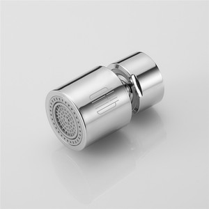 Image 5 - Youpin DABAI Water Saving Faucet Aerators Water Tap Nozzle Filter splash proof Faucets bubbler for Kitchen Bathroom 2 Modes