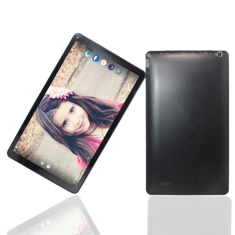 Super Cheap 10.1 Inch Tablet Pc RK3128 Android 6.0 Quad Core 1GB+16GB Bluetooth WIFI Q1198A 1024 X 600 Pixels Multitouch