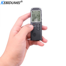 Kebidumei 8GB Voice Recorder Pen USB Built in Microphone Mp3 Player Dictaphone Digital Audio Recorder Long Standby With VAR/VOR
