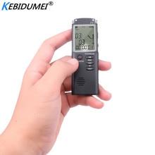 Kebidumei Bolígrafo grabador de voz con micrófono incorporado, USB, reproductor Mp3, dictáfono Digital, grabador de Audio Larga modo de reposo con VAR/VOR, 8GB