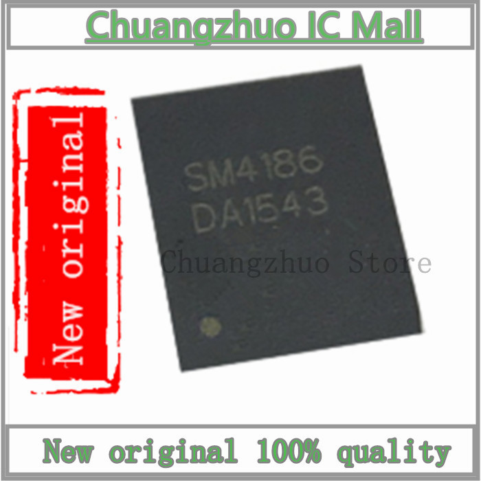 1PCS/lot New Original SM4186 QFN I IC Chip