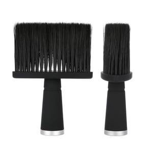 Pro Barbers Salon Hairdressing Brush Hair Broom Cleaning Comb Neck Face Duster Hair Cutting Salon Stylist Brush New