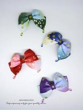 Lolita Headwear Japanese Kimono Hairpin Hand Made Beautiful Hair Accessories Woman Headdress