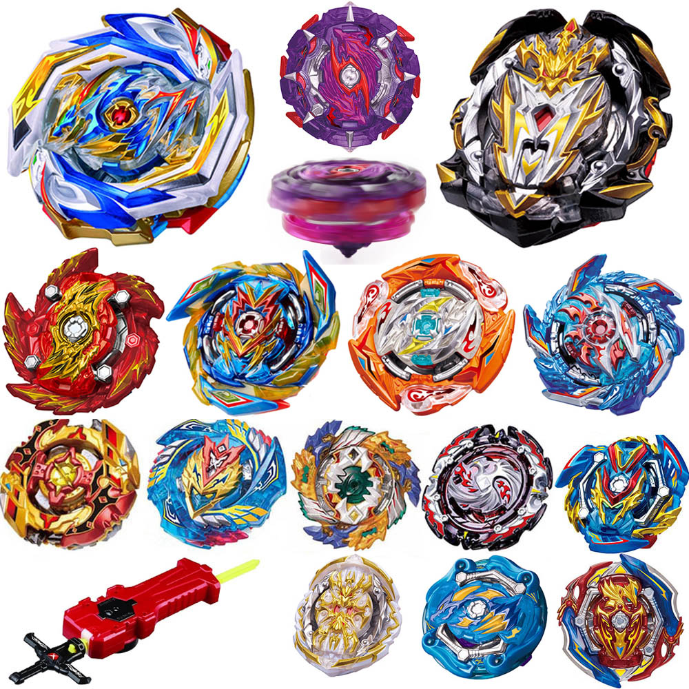All Models Launchers Beyblade Burst GT Toys Arena Metal God Fafnir Bey Blade Blades Toy