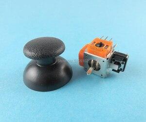 Image 2 - 20pcs=10sets 12V 50MAFIM10K Joystick Control B10K Potentiometer For PS4 3D Joystick Potentiometer Computer Dual Vibration