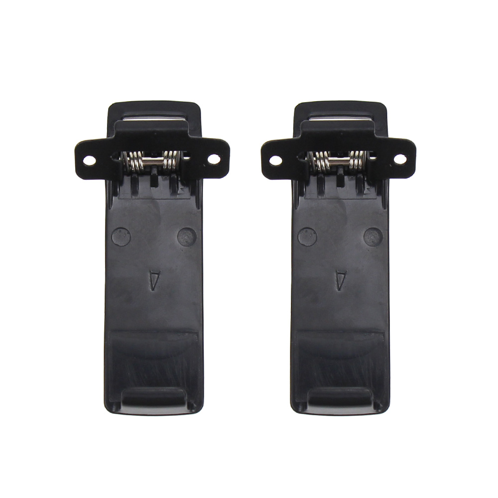 2Pcs Battery Clip For Baofeng Uv-5r Uv-5ra Uv-5rb Uv-5rc 5rd 5re 5re+