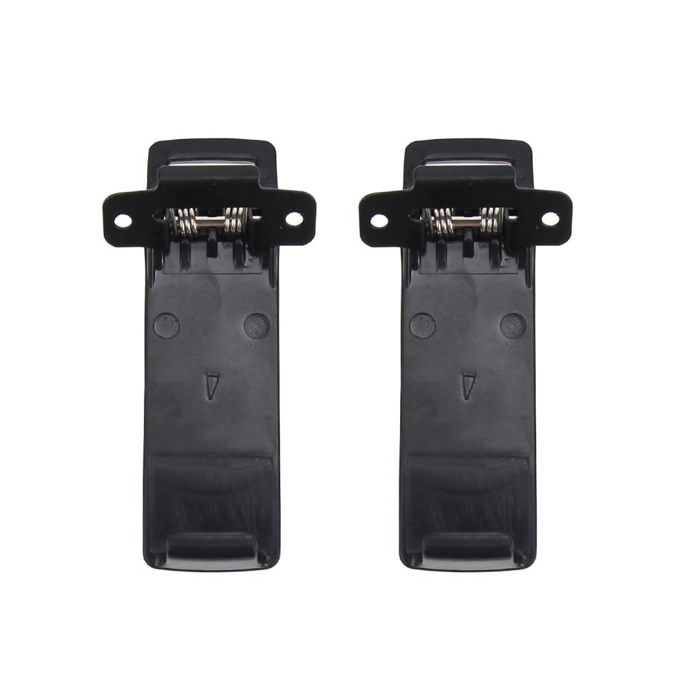 2Pcs Battery Clip For Baofeng Uv-5r Uv-5ra Uv-5rb Uv-5rc 5rd 5re 5re+