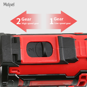 Image 2 - Cordless Drill Mini 12V 16.8V 21V Rechargeable Power Tools 2 speed Flexible Shaft Cordless Screwdriver Electric