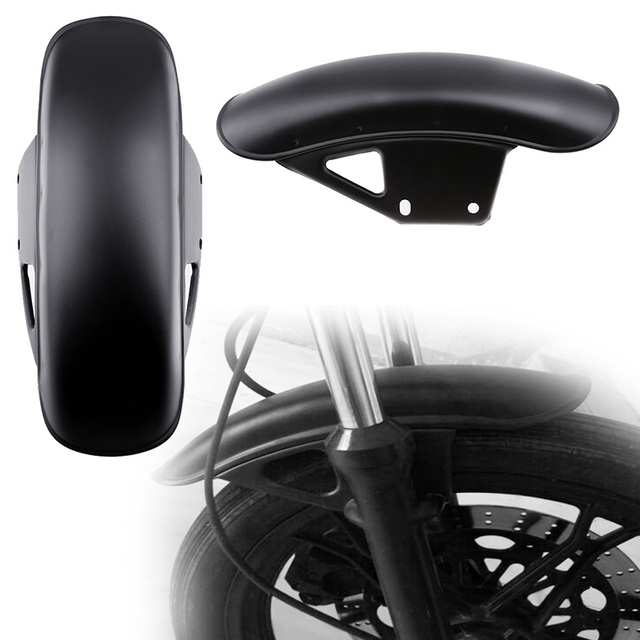 Motorcycle Front Fender Mud Flap Guard Fairing Mudguard Fairing Mud Flaps Splash Guard Wheel Cover For Suzuki GN125 GN250 Etc