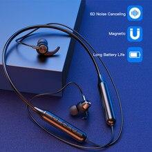 Dd9 tws fones de ouvido sem fio bluetooth esportes magnéticos com wicrophone correndo fone ipx5 à prova dtwágua tws