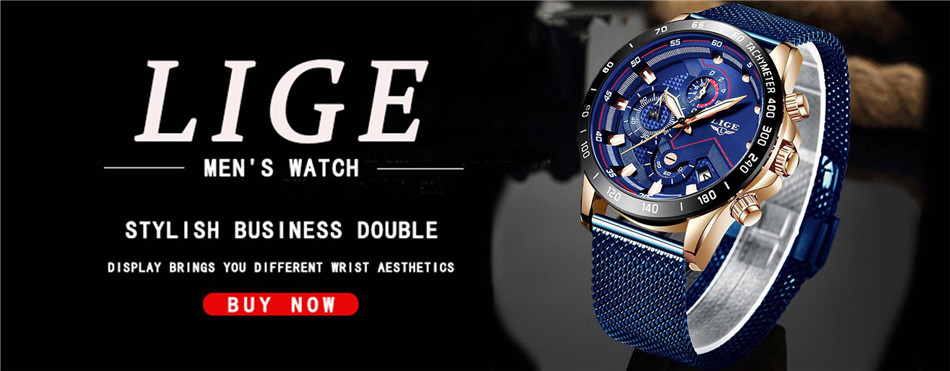 He30de3ed03f94ac48c5b192e2d1a19761 Reloj LIGE Men Watch Mechanical Tourbillon Luxury Fashion Brand Leather Male Sport Watches Men Automatic Watch Relogio Masculino