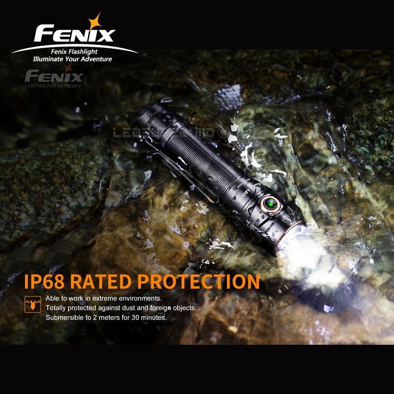 New Arrival 1600 Lumens Fenix LD30 Ultra compact Outdoor Flashlight with High Output - 6