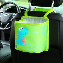 Storage-Bag Trash-Can Car-Waste-Container Hanging Automobile Rear-Seat Cute for Multifunctional