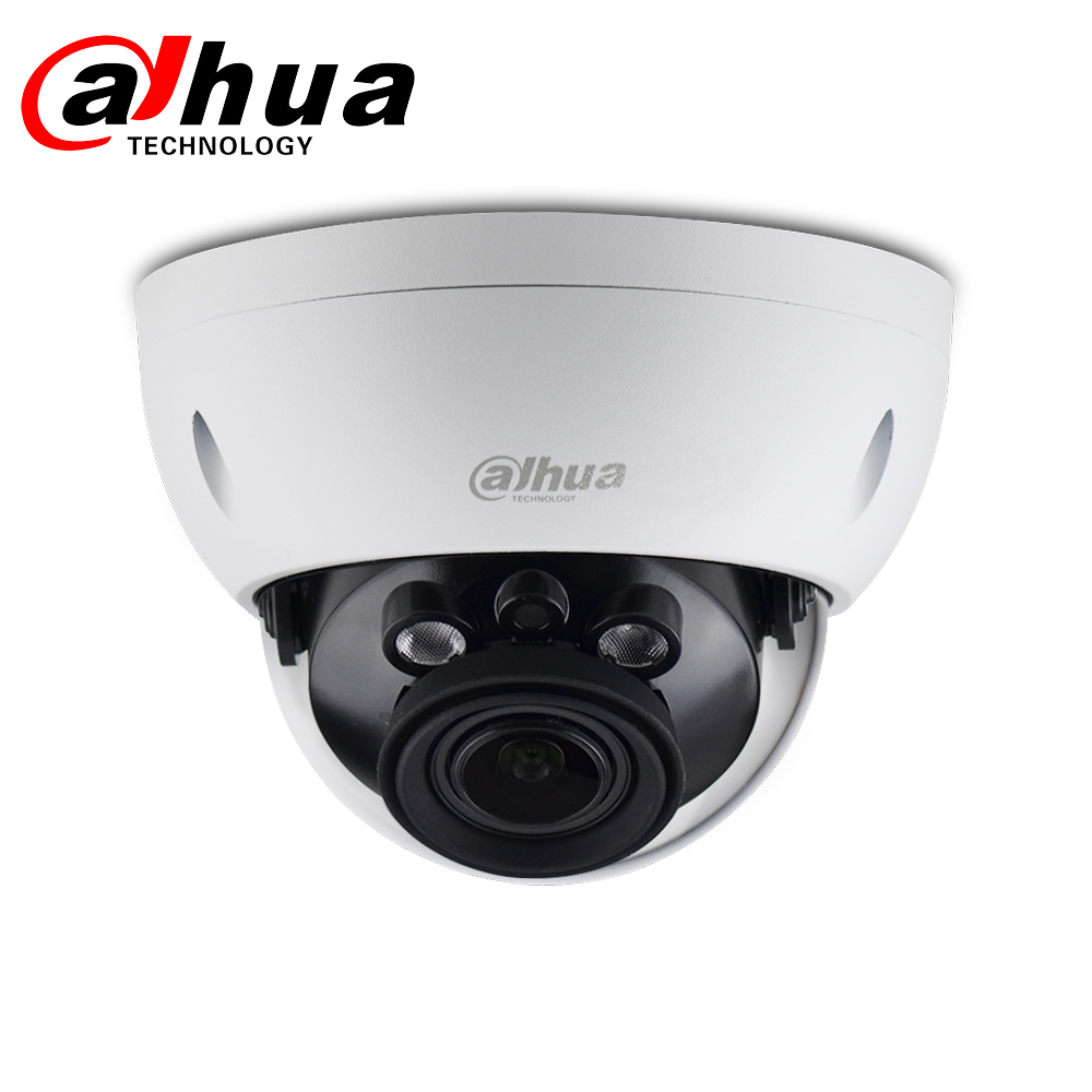 Image 2 - Dahua IPC HDBW4631R ZS 6MP IP Camera CCTV POE Motorized Focus Zoom 50M IR SD card slot Security Network Camera H.265 IK10-in Surveillance Cameras from Security & Protection